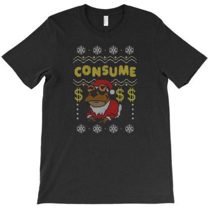 Consume T-shirt Designed By Gudalbosok