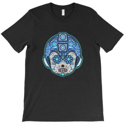 Dia De Los Mega T-shirt Designed By Gudalbosok