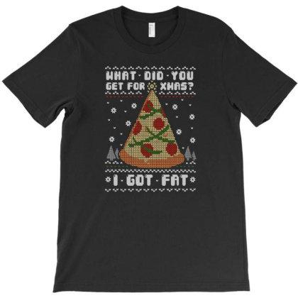 Fatty Christmas T-shirt Designed By Gudalbosok