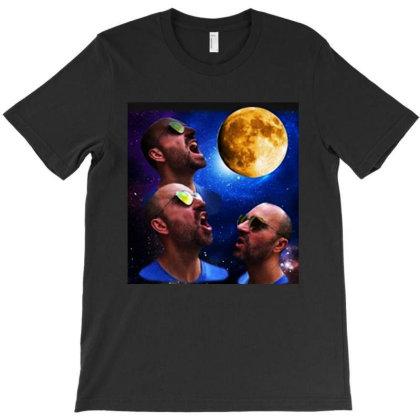 3 Call Moon T-shirt Designed By Hot Maker