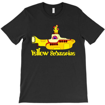 Yellow Submarine T-shirt Designed By Hot Maker