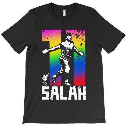 Mohamed Salah T-shirt Designed By Hot Maker