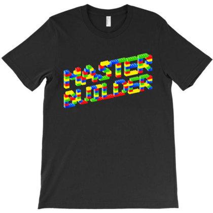 Master Builder T-shirt Designed By Hot Maker
