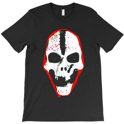 Ghost Face T-shirt Designed By Hot Maker