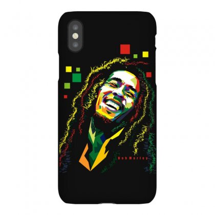 Bob Marley Rasta Way In Iphonex Case Designed By Mdk Art