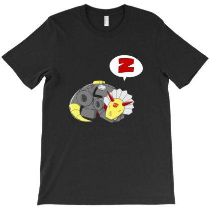 Sleeping Slag T-shirt Designed By Brain