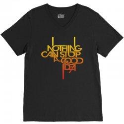 nothing V-Neck Tee | Artistshot