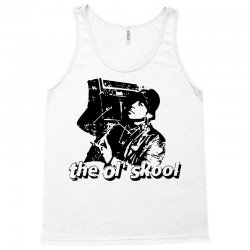 the old school Tank Top   Artistshot