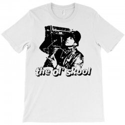 the old school T-Shirt   Artistshot