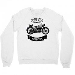 forever two wheels Crewneck Sweatshirt | Artistshot