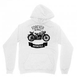 forever two wheels Unisex Hoodie | Artistshot