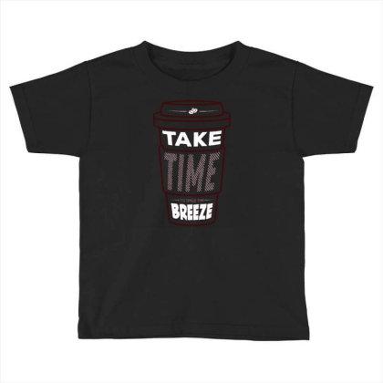 Breeze Toddler T-shirt Designed By Traart