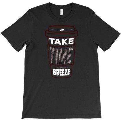 Breeze T-shirt Designed By Traart