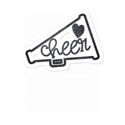 Cheer Sticker Designed By Bettercallsaul