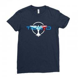dj tiesto Ladies Fitted T-Shirt | Artistshot