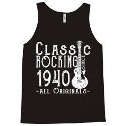 rocking since 1940 Tank Top | Artistshot