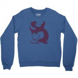 dragon Crewneck Sweatshirt   Artistshot