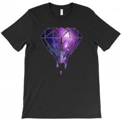 dripping diamond T-Shirt | Artistshot