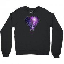 dripping diamond Crewneck Sweatshirt | Artistshot