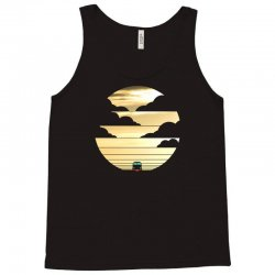 driving into the sunset Tank Top | Artistshot
