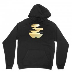 driving into the sunset Unisex Hoodie | Artistshot