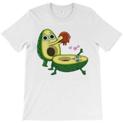 Avocado Childbirth T-shirt Designed By Kateskentus