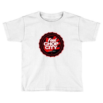 Chop City Hand Toddler T-shirt Designed By Blackstone