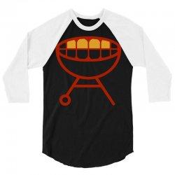 grill 3/4 Sleeve Shirt | Artistshot