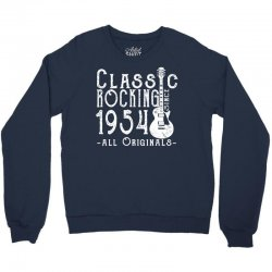 rocking since 1954 copy Crewneck Sweatshirt | Artistshot