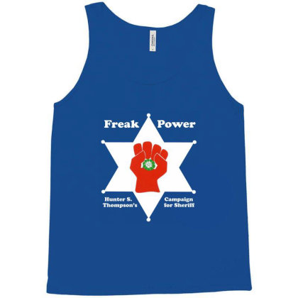 Freak Power Tank Top Designed By Zigaz Gasta
