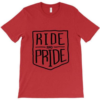 Ride T-shirt Designed By Rifky Andhara