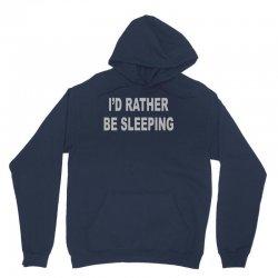 i'd rather be sleeping Unisex Hoodie | Artistshot