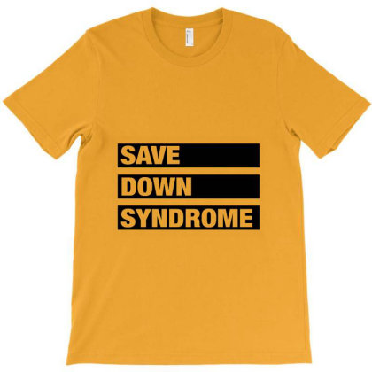 Syndrome T-shirt Designed By Rifky Andhara