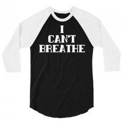i can breathe 3/4 Sleeve Shirt   Artistshot