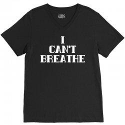 i can breathe V-Neck Tee   Artistshot