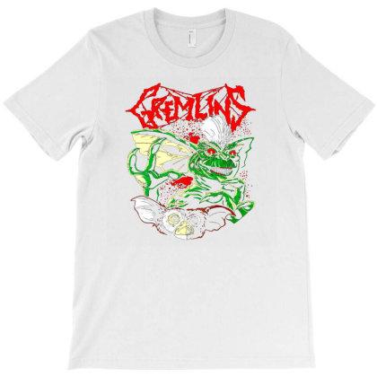 Gremlins T-shirt Designed By Ifa Uyainah