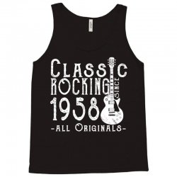 rocking since 1958 copy Tank Top | Artistshot