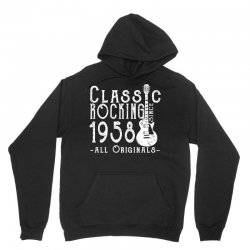 rocking since 1958 copy Unisex Hoodie | Artistshot