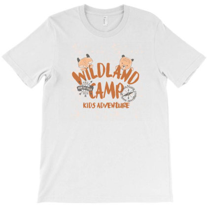 Wildland T-shirt Designed By Disgus_thing