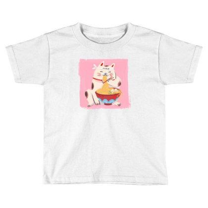 Ramen Toddler T-shirt Designed By Disgus_thing
