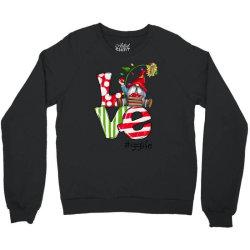love gg life christmas Crewneck Sweatshirt | Artistshot