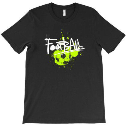Football T-shirt Designed By Disgus_thing