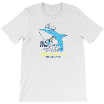 Shark T-shirt Designed By Disgus_thing