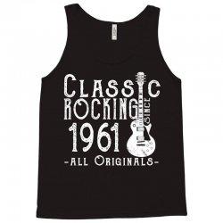 rocking since 1961 copy Tank Top | Artistshot