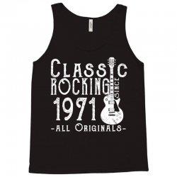 rocking since 1971 copy Tank Top | Artistshot