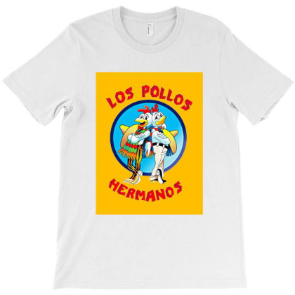 Los Pollos Hermanos T-shirt Designed By Tasha