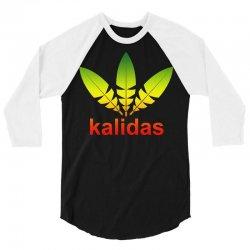 kalidas reggae 3/4 Sleeve Shirt   Artistshot