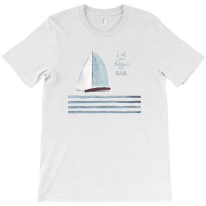 Sail T-shirt Designed By Disgus_thing