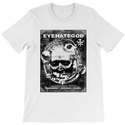 Eyehategod Band Merch T-shirt Designed By Arum
