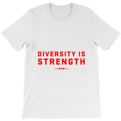 Diversity, Strength T-shirt Designed By Arum